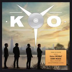 Disque d'or Kyo pour l'album l'équilibre