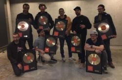 Dub Inc à nouveau disque d'or !
