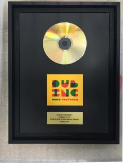 Disque d'or pour Dub Inc - 50 000 albums vendus