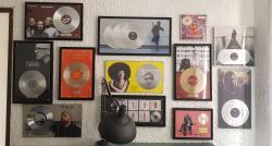 Art On Wall, spécialiste des disques de certifications
