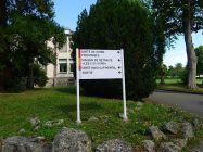 CENTRE HOSPITALIER DE LORQUIN - SIGNALETIQUE EXTERIEURE